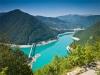 Czarnogóra - Pivsko Jezero,  fot. K. Meger