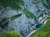 Czarnogóra - Pivsko Jezero - zapora,  fot. K. Meger