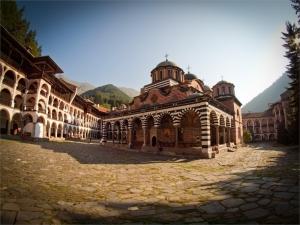 Rilski Monastyr, fot K. Meger