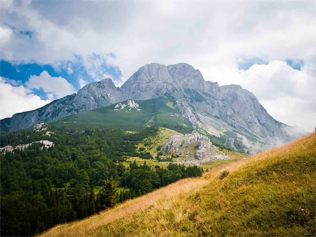 Maglić - najwyższy szczyt Bośni i Hercegowiny