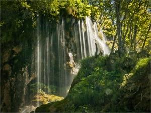 Wodospad Sopotnica, fot. M. Zapora