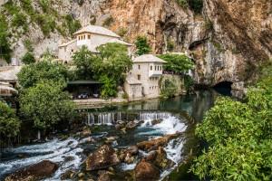 Bośnia i Hercegowina - Blagaj